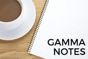 Gamma Notes Notebook and Coffee - A Small Business and Startup Marketing Blog