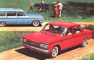 The 1960 Corvair - Is your inboud marketing stuck in 1960?